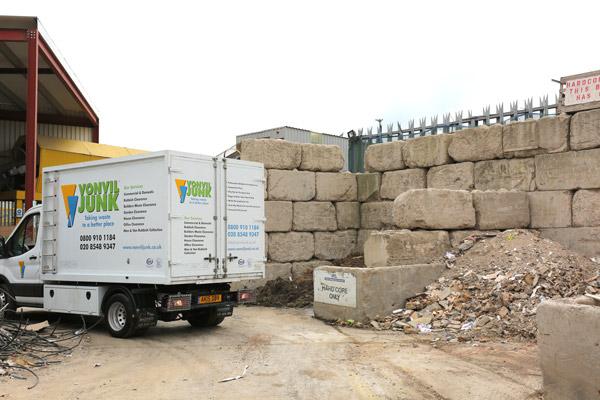 Builders Waste Clearance London