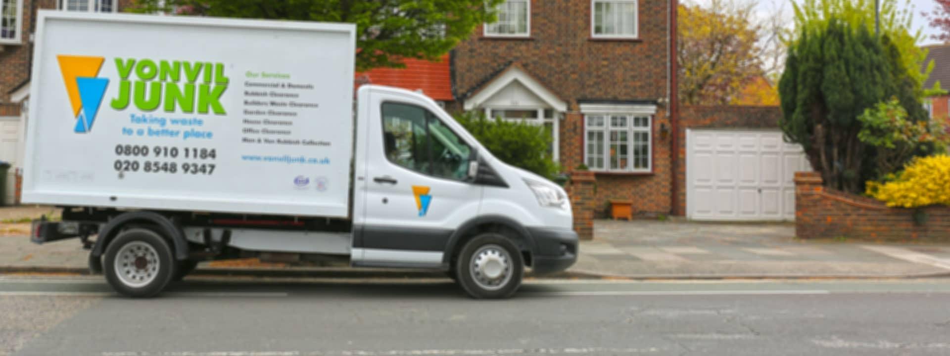 Rubbish Removal London Vonvil Junk Clearance